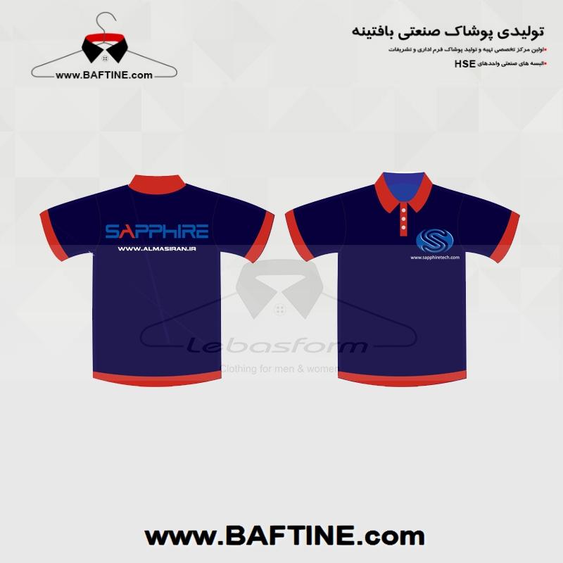 تی شرت کار TS004