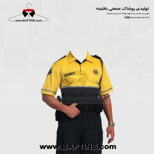 لباس نگهبانی و حراست NGH 001