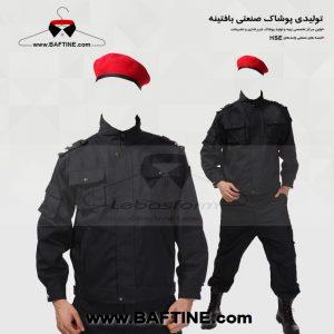 لباس نگهبانی و حراست NGH 008