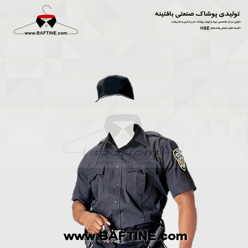 لباس نگهبانی و حراست NGH 009