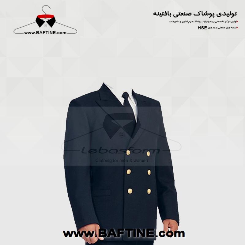 لباس نگهبانی و حراست NGH 011