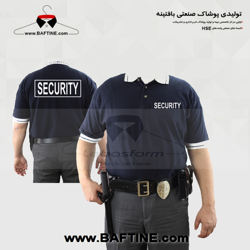 لباس نگهبانی و حراست NGH 012