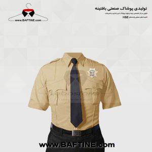 لباس نگهبانی و حراست NGH 013