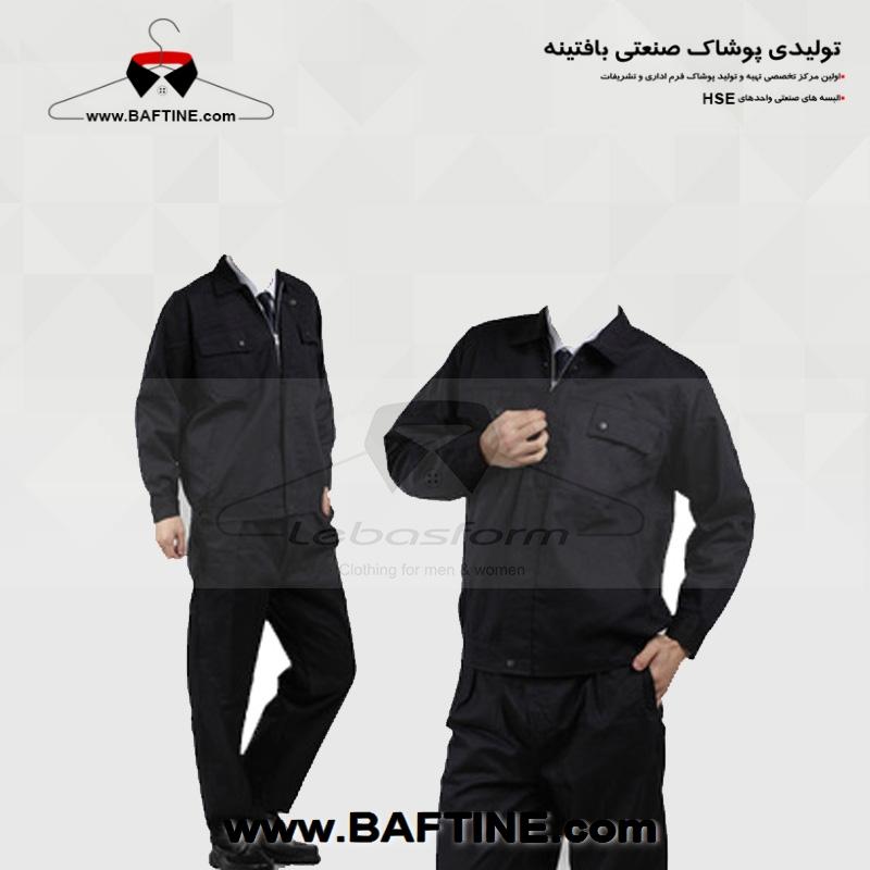 لباس نگهبانی و حراست NGH 019