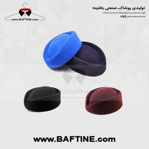کلاه مهمانداری KMH017