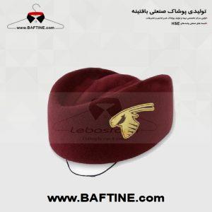 کلاه مهمانداری KMH019