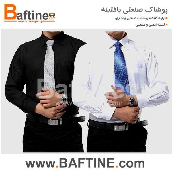 پیراهن فرم اداری PFE11