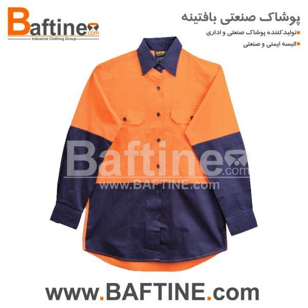 پیراهن فرم اداری PFE103