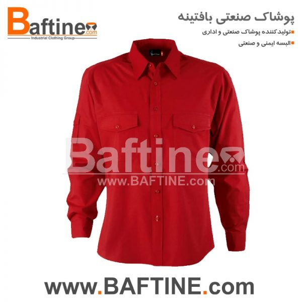 پیراهن فرم اداری PFE23