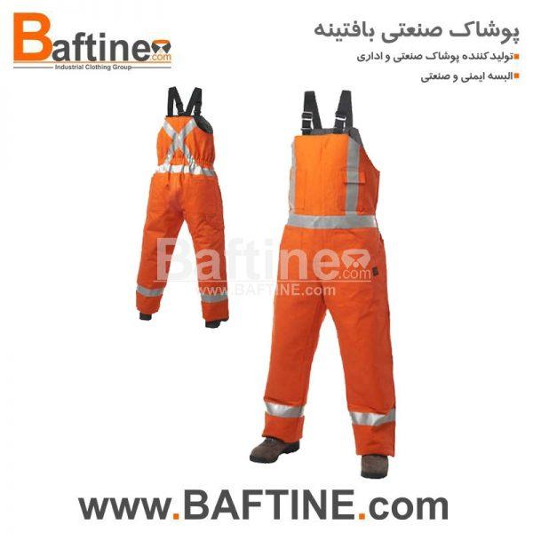 لباس کار دوبنده DBD32