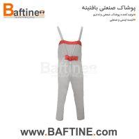 لباس کار دوبنده DBD58