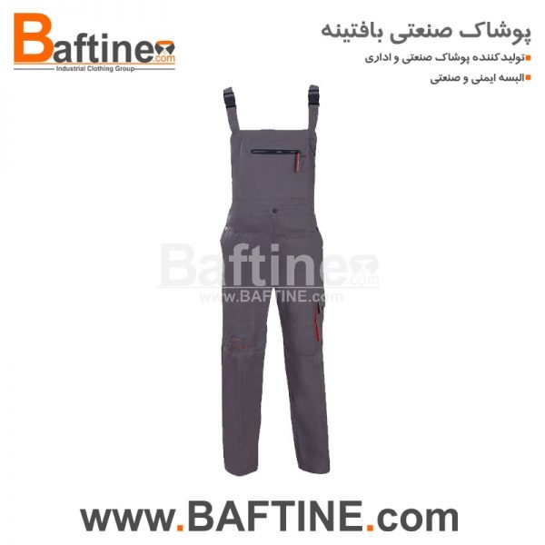 لباس کار دوبنده DBD77