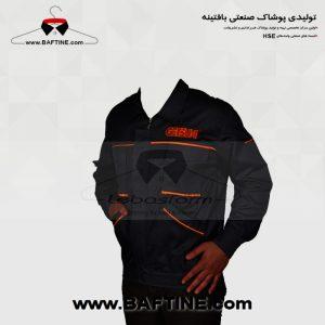 لباس کار کاپشن مهندسی فروشگاه بافتینه