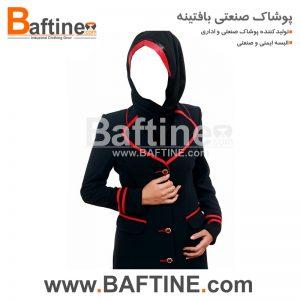 لباس کار اداری لباس فرم بافتینه