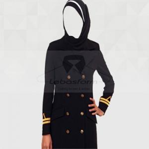 لباس کار آژانس هواپیمایی فروشگاه تولیدی بافتینه