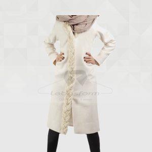 مانتوشلوار رسمی لباس فرم بافتینه