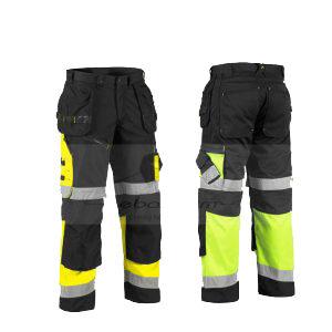 حفاظت از بدن با لباس های کار
